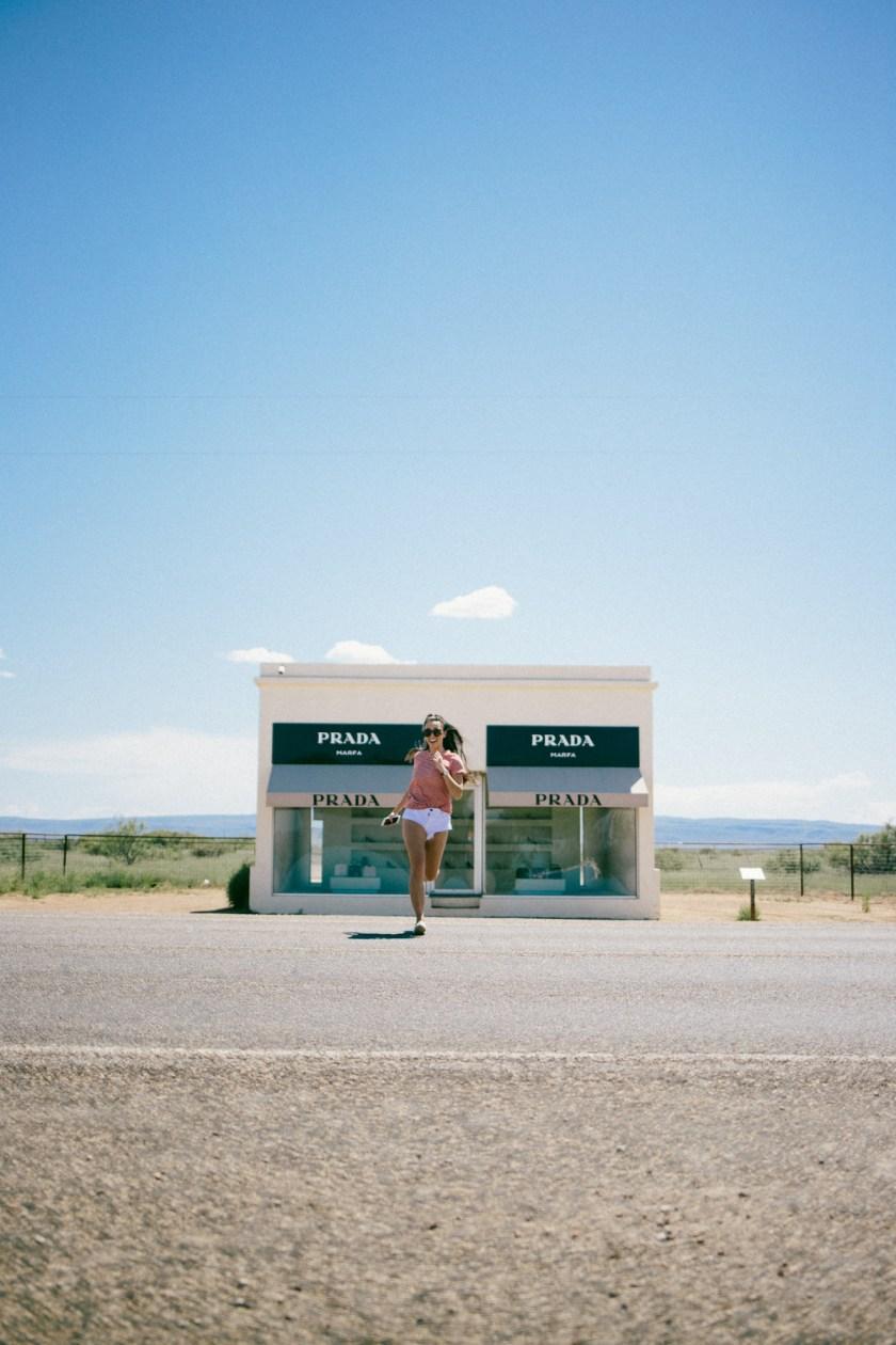 Something Sakura-RoadTrip Marfa Texas