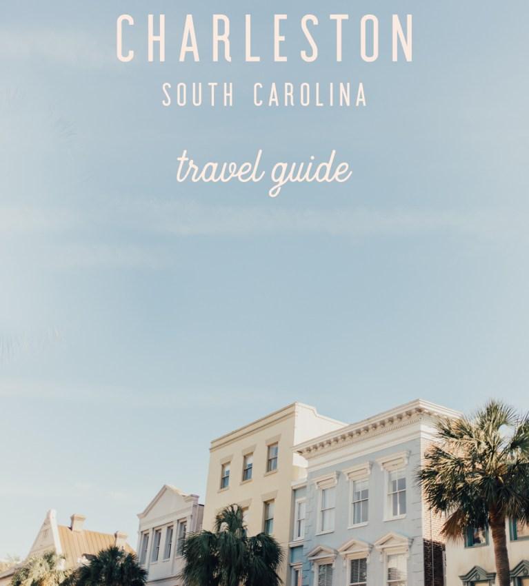 Something Sakura: Charleston Travel Guide