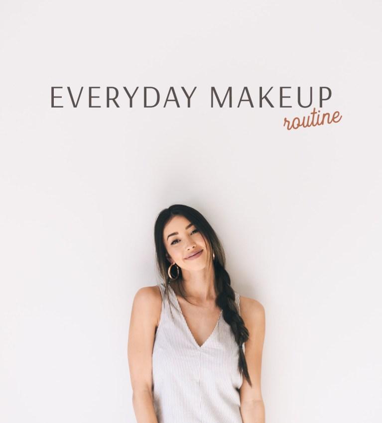 Something Sakura: Everyday Makeup Routine