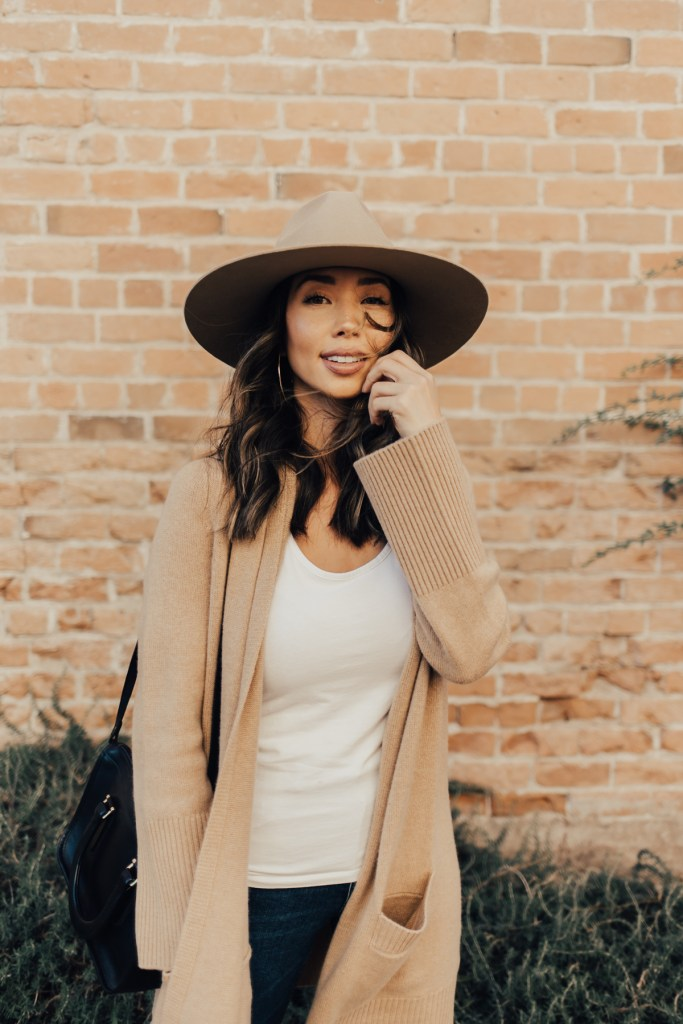 Something Sakura: Fall Vibes with Repeat Cashmere