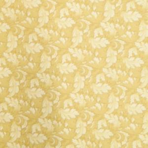 Patchwork Quilting Sewing Fabric MUMS LEAVES Gold Yellow FQ 50x55CM New Material