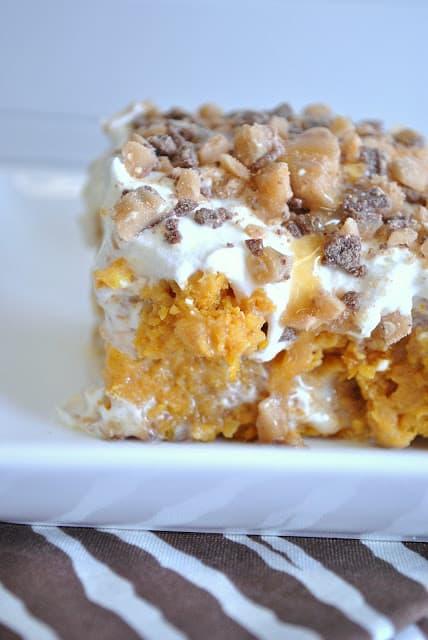 pumpkin better than...cake