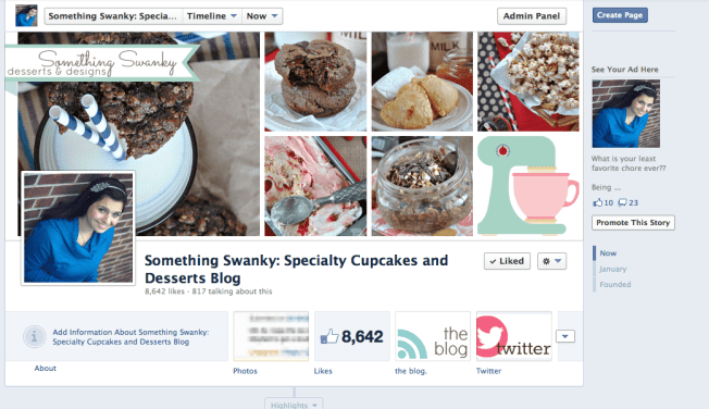 Create a FB cover using #picmonkey www.somethingswanky.com