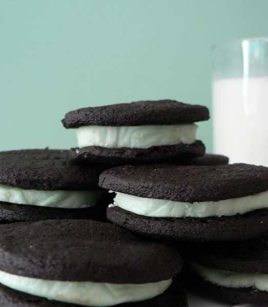 homemade mint oreo recipe1