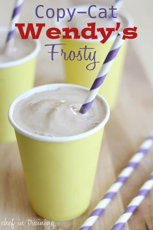 Peaches And Cream Cinnamon Spice Frosty Recipes — Dishmaps