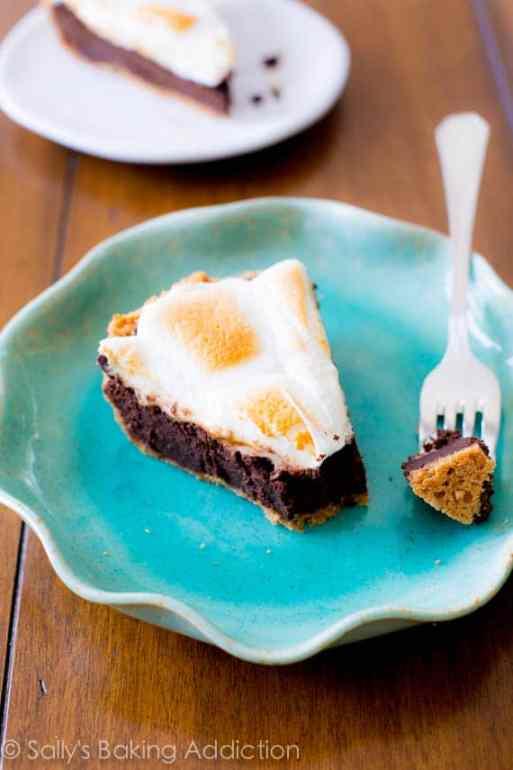 Smores-Brownie-Pie-4