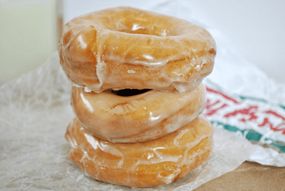 Krispy Kreme Copy Cat Recipe