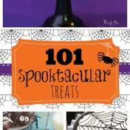 101 Spooktacular Treats | www.somethingswanky.com