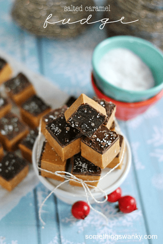 http://www.somethingswanky.com/easy-salted-caramel-fudge/
