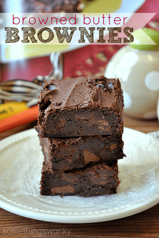 http://www.somethingswanky.com/browned-butter-brownies/