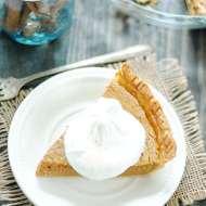 Pumpkin Pie | www.somethingswanky.com