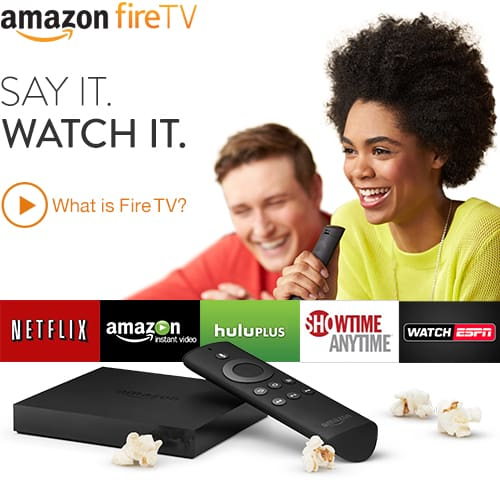 Win an Amazon Fire TV at www.somethingswanky.com