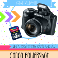 Win Amazon's #1 Bestselling P&S Camera!