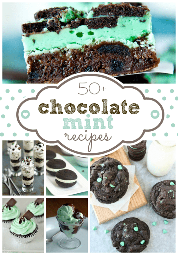 50+ Chocolate Mint Recipes