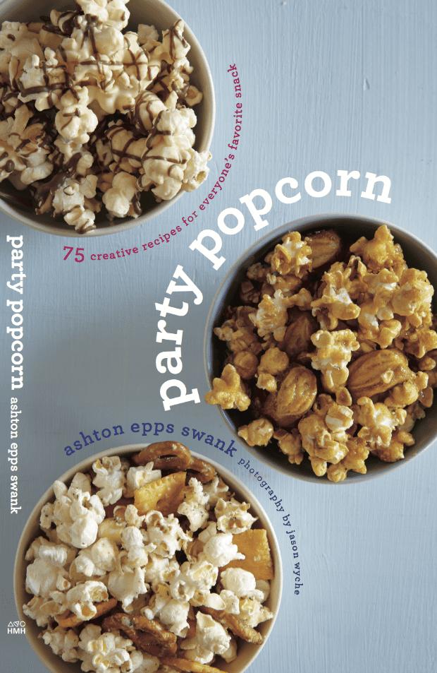 Party Popcorn, by Ashton Swank