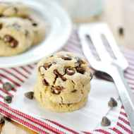 Biscoff Chocolate Chip Cookies