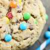 M&M Oatmeal Chocolate Chip Cookies are a family favorite!!
