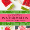 25+ Refreshing Watermelon Treats