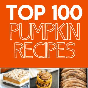 Top 100 Pumpkin Recipes