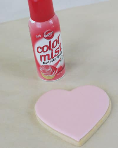 conversation heart cookies 7
