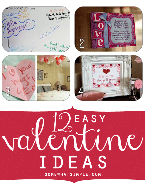 valentine ideas