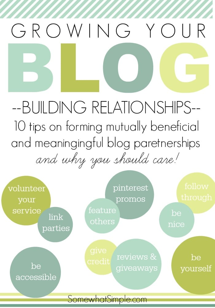 Growing Your Blog Tips!