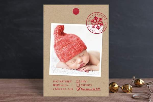 holiday photo cards 12