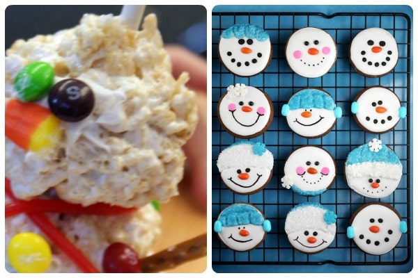 Snowman Treats and Crafts 9
