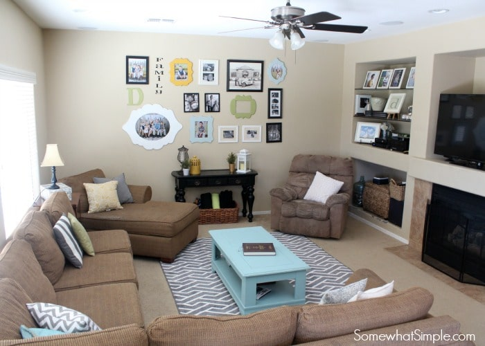 colorful family room 1