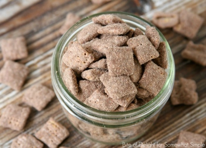 Muddy Buddies 1