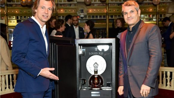 Ludovic du Plessis and Jason Solomons