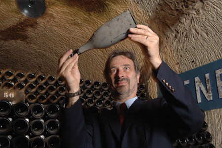 Champagne 12 Iconic Cellar Masters Sommeliers