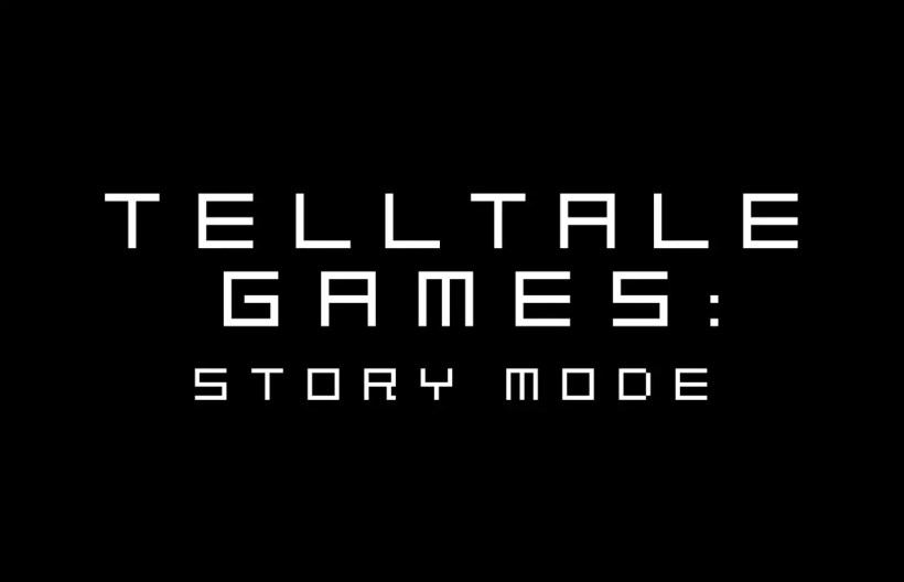 telltale games story mode documental