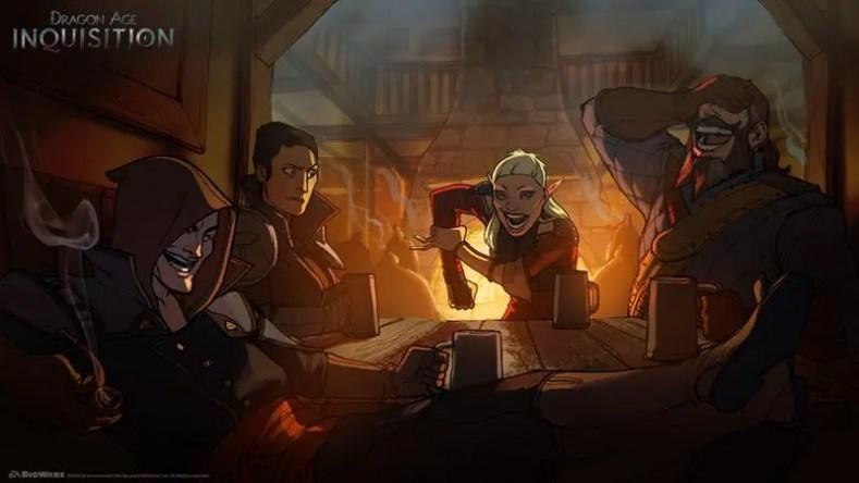 Dragon Age Inquisition SomosXbox