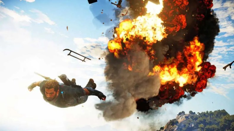 nuevo trailer de Just Cause 3