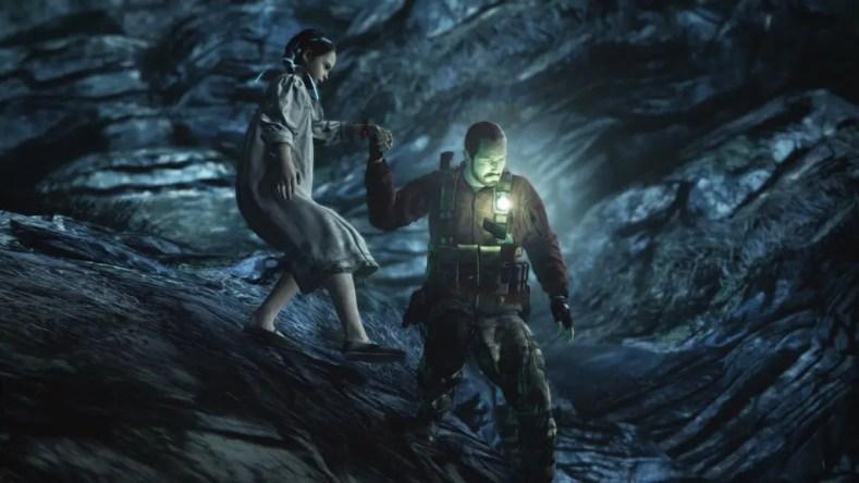 modo cooperativo multijugador de Resident Evil Revelations 2