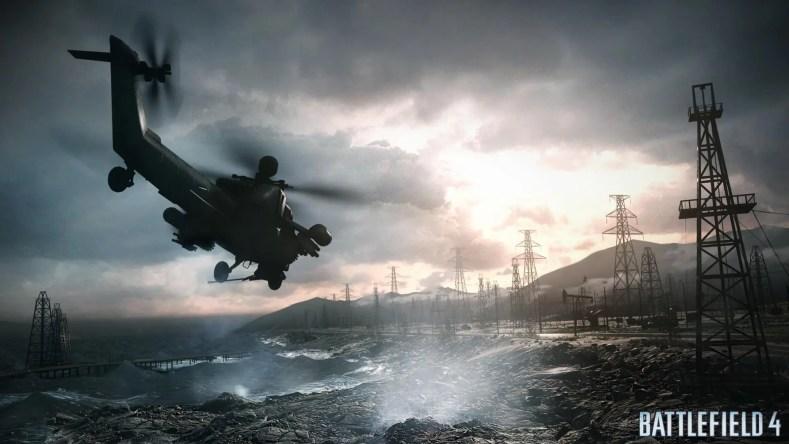 Battlefield 4 Games Wallpaper 34