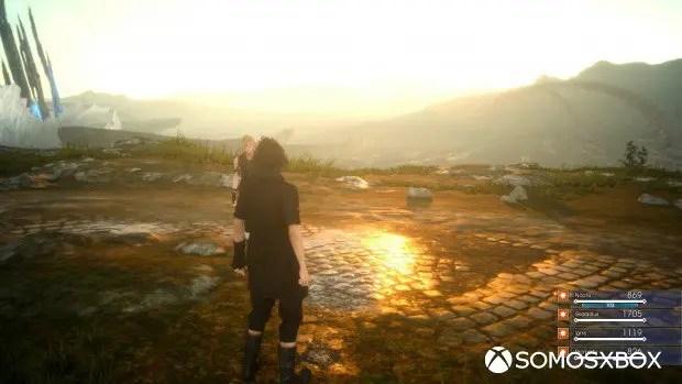Final Fantasy XV desde el punto de vista de un novato en la saga