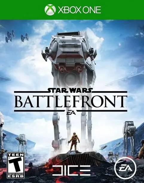 star wars battlefront portada