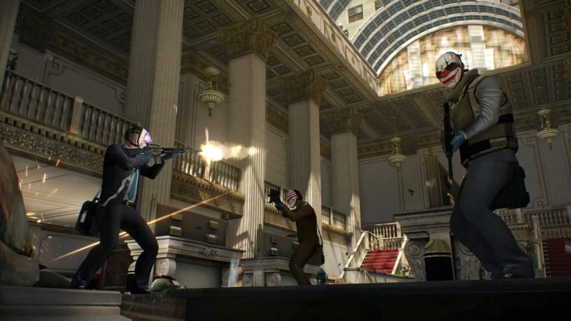 PayDay 2 Crimewave Edition llega a Xbox One