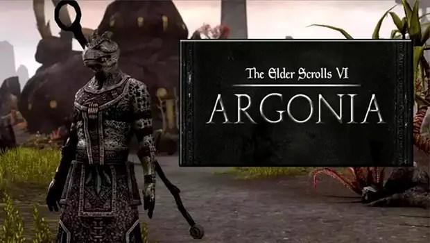 TES VI Argonia somosxbox
