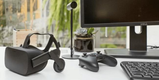 Oculus Rift Xbox