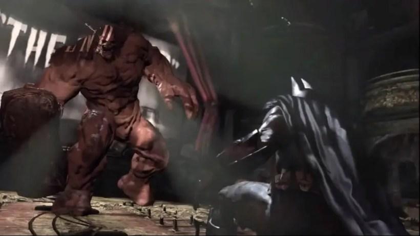 batman arkham city  the terror