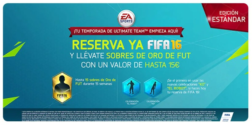 FIFA16 GAME