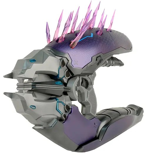 edición Limitada de Halo 5: Guardians con una réplica del aguijoneador