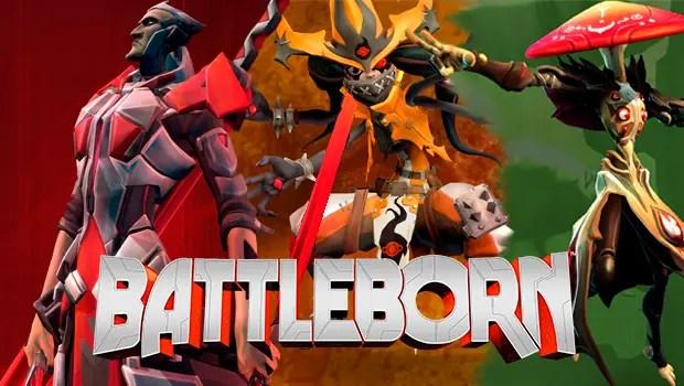 battleborn characteres