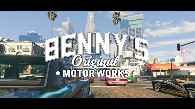 Bennys_GTA