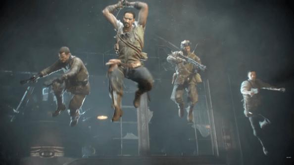 modo zombie de Call of Duty: Black Ops 3