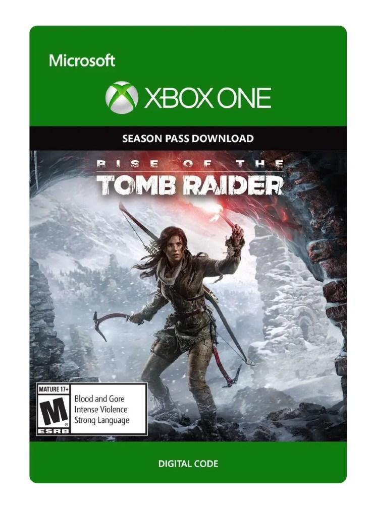 pase de temporada de Rise of the Tomb Raider