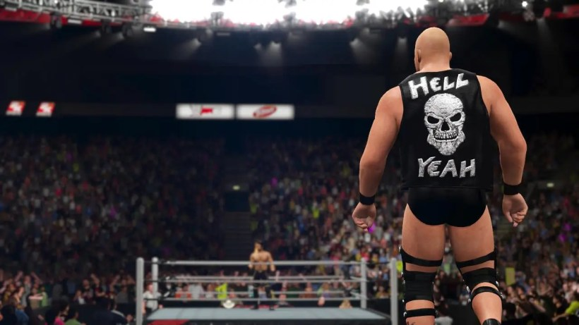 análisis de WWE 2k16